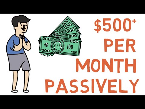 8 Easy Ways to Earn Passive Income
