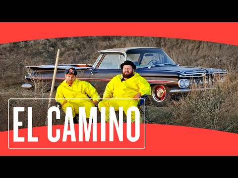 Тест в стиле Breaking Bad: Chevrolet El Camino 1959