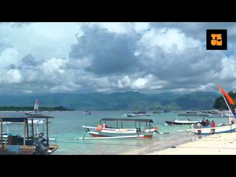 Gili - gateway to absolute relaxation - mix