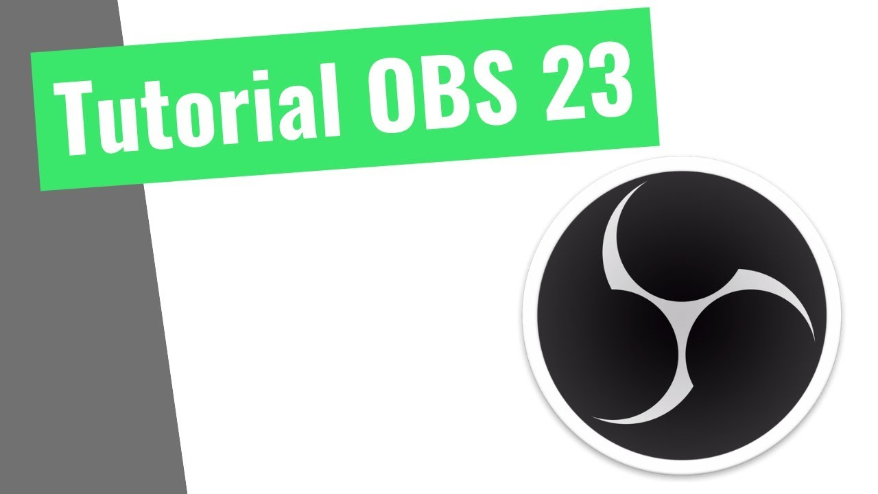 Tutorial OBS 23 - New NVENC Encoding and Troubleshooting Guide for encoder  overload issues