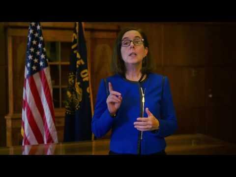 Oregon Governor Kate Brown on preparing for Cascadia