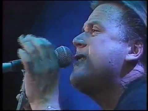 PEPE AHLQVIST H.A.R.P. Live in Tallinn, Estonia 1990