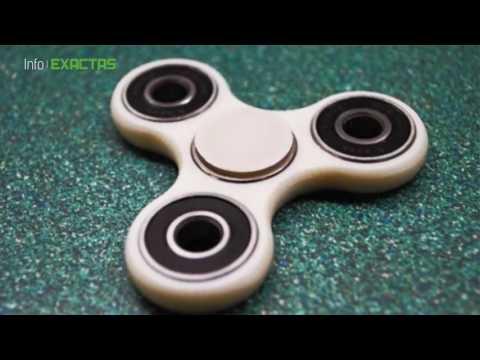 Spinner, el juguete aliado para enseñar Física