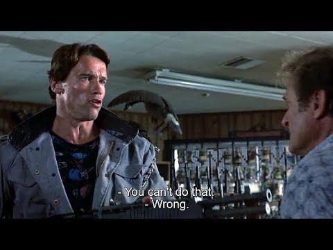 Download Gun Shop \ Wrong Sarah | The Terminator [Open Matte, Remastered]