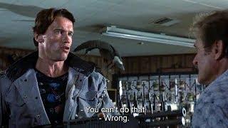 Gun Shop \ Wrong Sarah | The Terminator [Open Matte, Remastered]