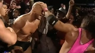 "Bret Hart vs. ""Stone Cold"" Steve Austin: WrestleMania 13, March 23, 1997"