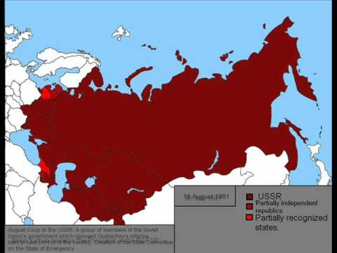 The Dissolution of the USSR