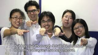 「東京で働こう。」インタビュー動画10