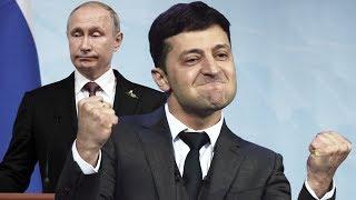 ЗЕЛЕНСКИЙ Жестко Про Путина: Путин - ХУбЛО! Как Такое Пропустили В Эфир? Слуга Народа