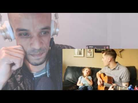 REACTION: You've Got A Friend In Me - LIVE Performance By 4-year-old Claire Ryann And Dad