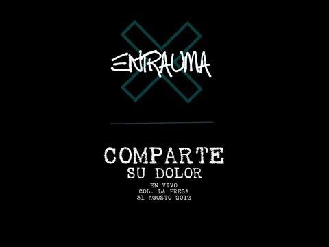 ENTRAUMA COMPARTE SU DOLOR. 2013