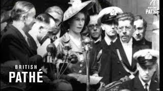 Elizabeth In Paris Aka Royal Visit To Paris (1948)