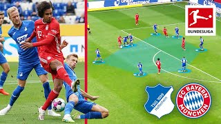 How Hoffenheim Could Beat Bayern München Tactical Analysis