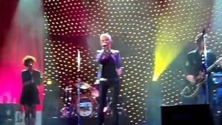 Roxette Fading Like a Flower (Every Time You Leave) Barcelona 19-11-11 Palau Sant Jordi.AVI
