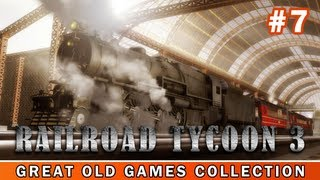 Railroad Tycoon 3 - Gameplay HD PC - Great Old Games Collection #7