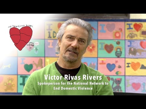 Victor Rivas Rivers: Spokeperson for the National Network to End Child Abuse