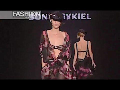 SONIA RYKIEL Spring Summer 2004 Paris - Fashion Channel