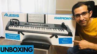 Alesis Harmony 61 Keyboard Review