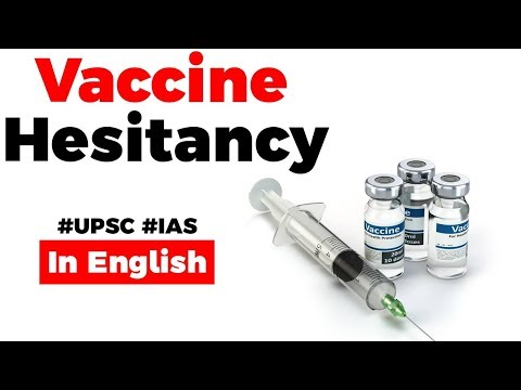 Why Vaccine Hesitancy is a global health threat? Challenges for India regarding vaccine hesitancy thumbnail