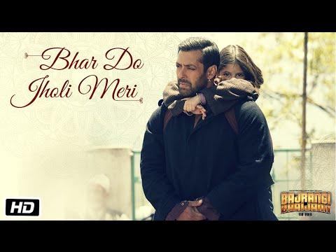 'Bhar Do Jholi Meri' VIDEO Song - Adnan Sami | Bajrangi Bhaijaan | Salman Khan