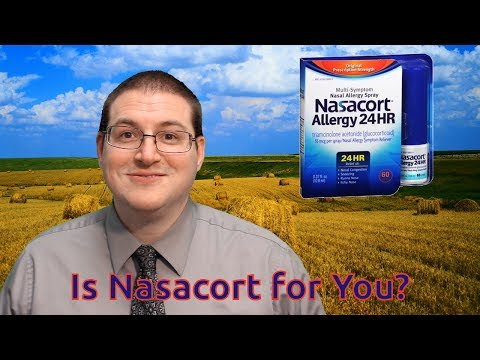 Nasacort and Allergies—Brandon Health Mart Pharmacy