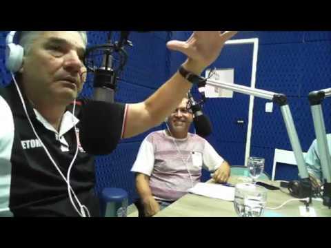 Presidente do Alagoinhas Atlético Clube, responde aos questionamentos do Primeira Mão parte 1