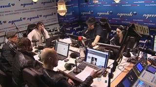 (EN/RU) 2017-03-24 Радио «Маяк» интервью с группой OOMPH!, Moscow, Russia Resimi
