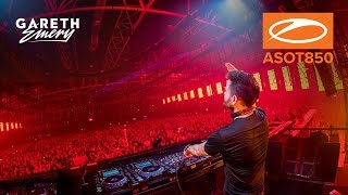 Gareth Emery live at A State Of Trance 850, Jaarbeurs Utrecht. [#ASOT850] [HD]