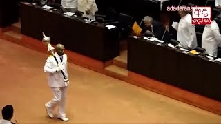 Parliament session limited to 6 minutes