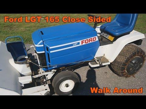 Ford LGT 165 - Walk Around