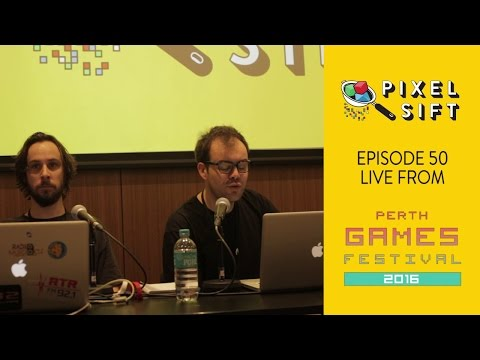 Episode 50 - LIVE at Perth Games Fest! Games with friends, release your indie game + your question