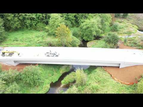 SR 506 Lacamas Creek Bridge Replacement