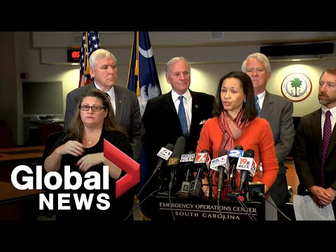 Coronavirus outbreak: South Carolina governor, health officials provide update on COVID-19 | FULL