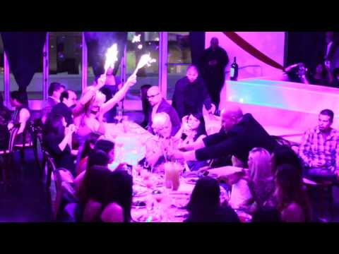 Bagatelle Las Vegas - Sexy Vegas - Girls Night Out - Music by Pitbull