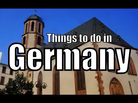 Let Germany Capture Your Heart & Your Soul!