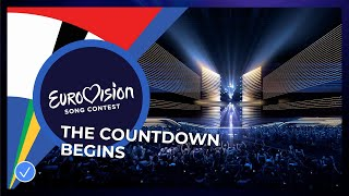 The countdown to Eurovision 2021 begins!