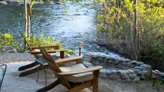 Riverfront Vacation Rental - Three Rivers CA