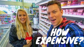 COST OF TRAVELLING IN SWITZERLAND | IS SWITZERLAND AS EXPENSIVE AS THEY SAY?