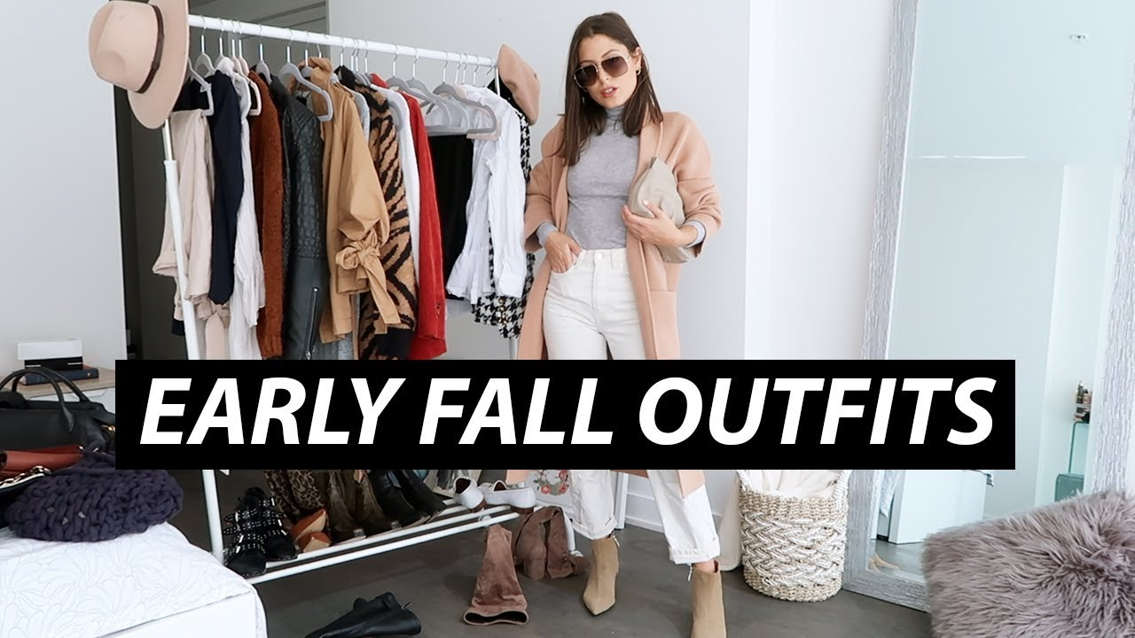 [VIDEO] - EARLY FALL OUTFITS | Love of Mode         #falloutfits #autumnoutfits 7