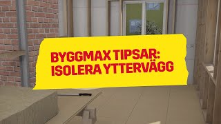 byggmax isolering 145