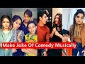 Make Joke Of Comedy Musically | Manjul, Avneet, Team07, Jannat, Aashika, Anam Darbar