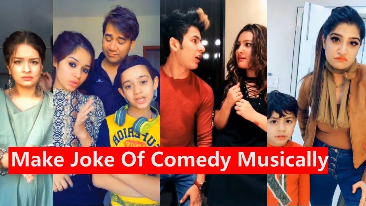 Make Joke Of Comedy Musically | Manjul, Avneet, Team07, Jannat, Aashika, Anam Darbar