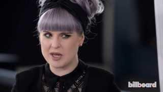 Kelly Osbourne Talks All-Size Clothing Line at New York Fashion Week 2013