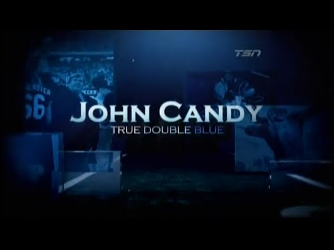 John Candy: True Double Blue