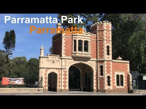 Parramatta Park -Parramatta