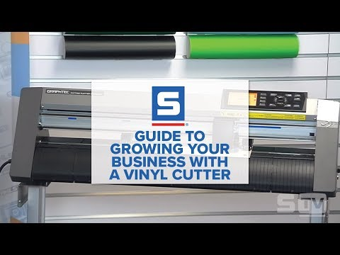 guide to growing your business with a vinyl cutter top opportunities best practices - Best Vinyl Cutter
