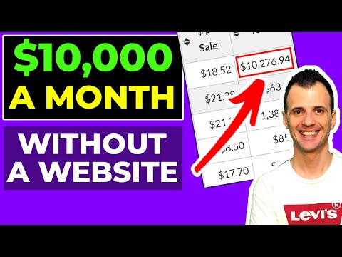 Affiliate Marketing For Beginners: MAKE $10,000 a MONTH in 2021