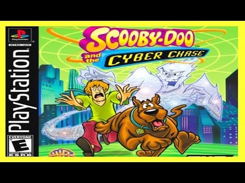scooby doo and the cyber chase game online