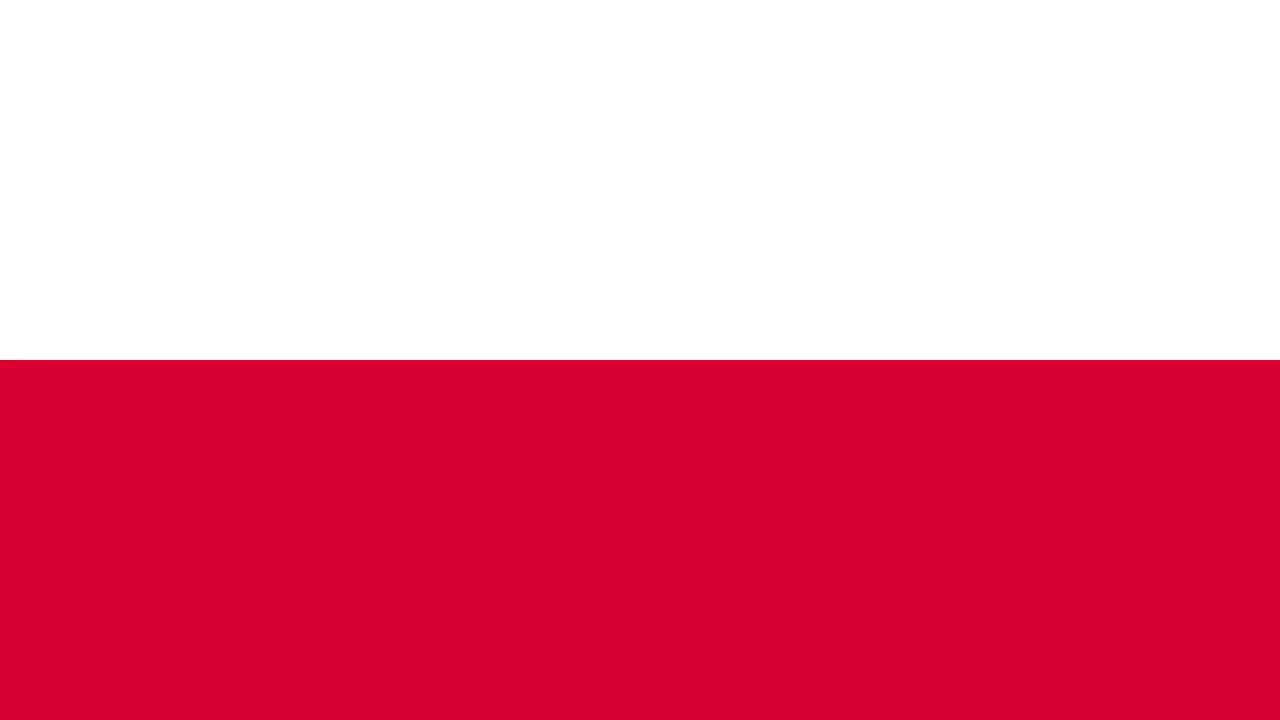 Evolución De La Bandera De Polonia