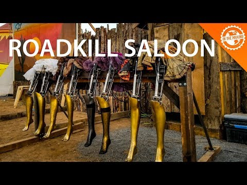 The Roadkill Saloon and Crowder's Bend Experience at Oregon Eclipse 2017
